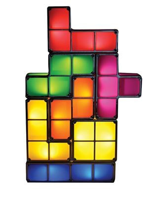 Lampa Tetris Version 2 Tetrimino Light