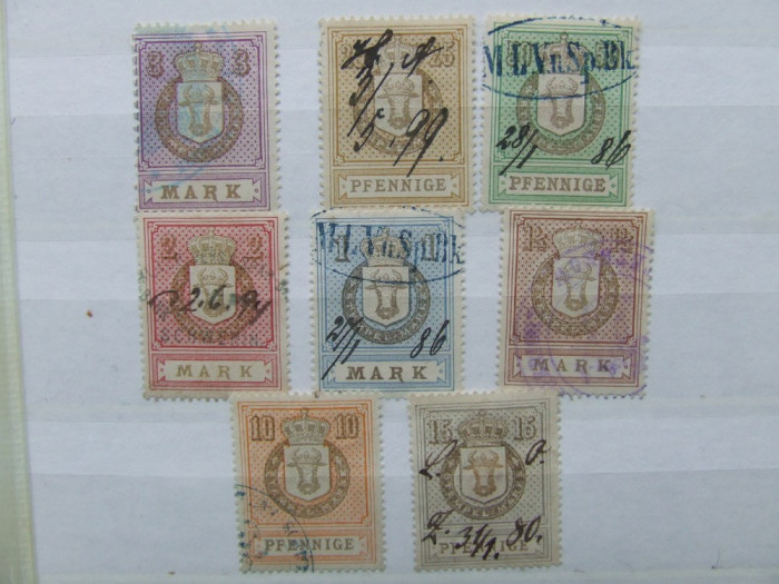 STATE GERMANE MECKLENBURG