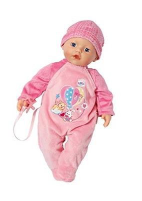 Papusa My Little Baby Born Supersoft Doll foto mare