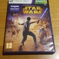 Kinect Star wars joc original xbox 360 PAL / by WADDER - Jocuri Xbox 360, Simulatoare, 12+, Multiplayer