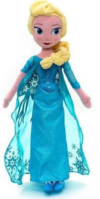 Papusa De Plus Elsa foto