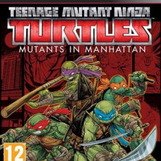 Teenage Mutant Ninja Turtles Mutants In Manhattan Ps3 - Jocuri PS3 Activision