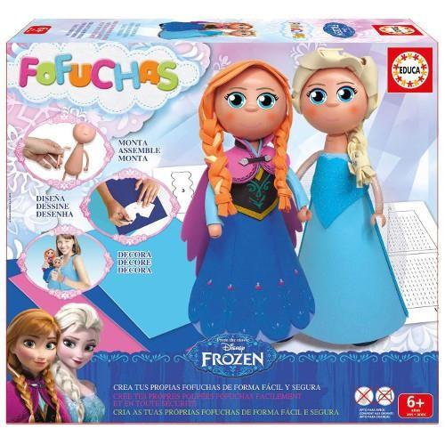 Papusica Fofuchas Frozen foto mare