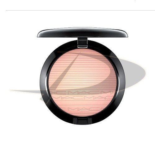 Mac Extra Dimension Skinfinish Poudre Lumiere Beaming Blush foto mare