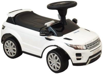 Vehicul Pentru Copii Range Rover White foto