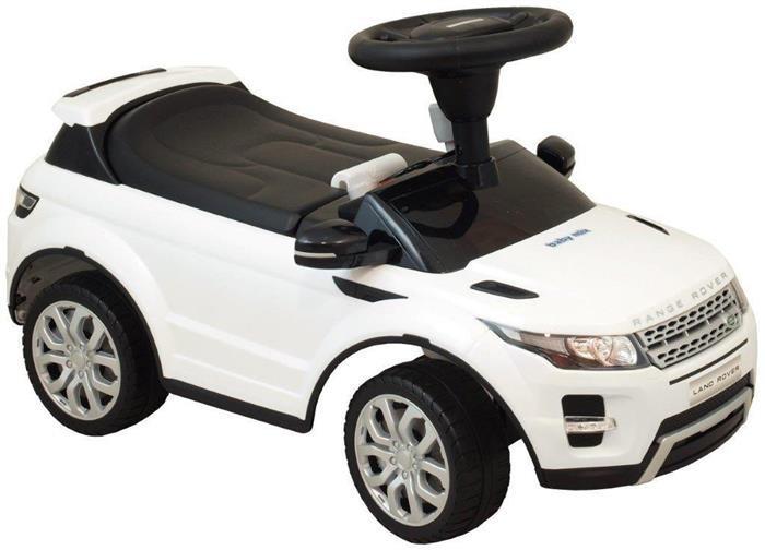 Vehicul Pentru Copii Range Rover White foto mare