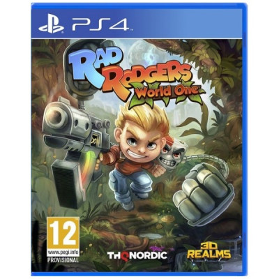 Rad Rodgers Ps4 foto