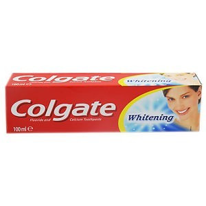 Pasta de dinti Colgate Whitening 100ml foto mare