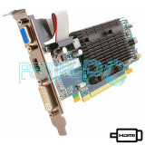 Ieftin!!! Placa video ATI Radeon HD5450 1GB DDR3 64-Bit VGA DVI HDMI GARANTIE !!, PCI Express, 1 GB, AMD, ATI Technologies