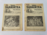 Revista Sanatatea nr. 10 / 1934 si nr. 2 / 1935