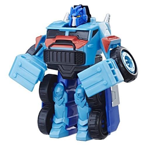 Figurina Transformers Rescue Bots Optimus Prime foto mare