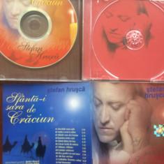 Stefan hrusca sfanta i sara de craciun album cd disc muzica folk sarbatori 2001 - Muzica Sarbatori