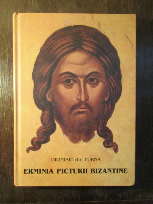 Erminia Picturii Bizantine - Dionisie din Furna foto mare