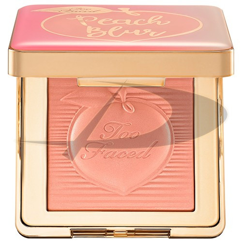 Too Faced Peach Blur Translucent Smoothing Finishing Powder foto mare