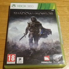 Shadow of Mordor Middle earth joc original xbox 360 PAL / by WADDER - Jocuri Xbox 360, Role playing, 18+, Single player