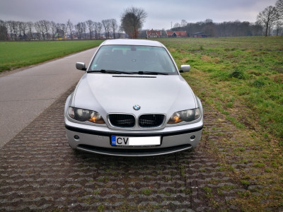 BMW 320D 2005 Facelift - 150 CP foto