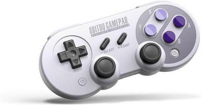 Gamepad 8Bitdo Sn30 Pro Bluetooth foto