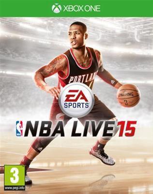 Nba Live 15 Xbox One foto