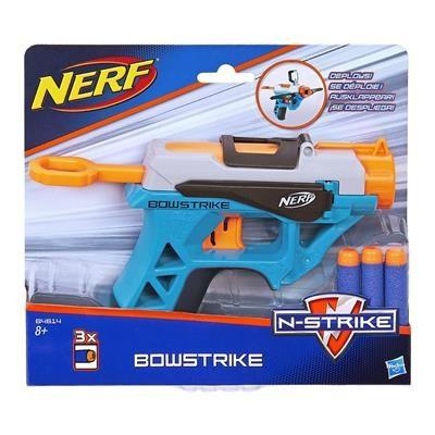 Pistol Nerf N-Strike Elite Bowstrike foto mare
