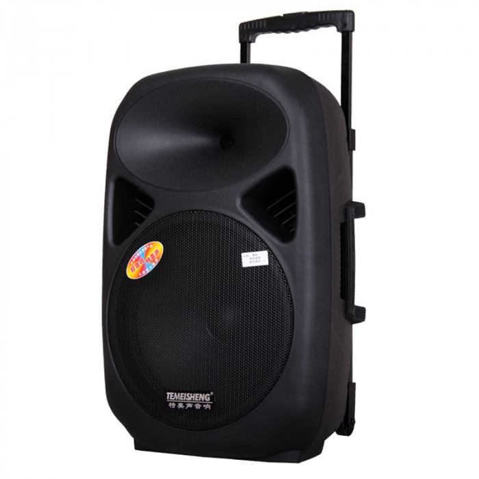 Boxa audio portabila Temeisheng A28, USB foto mare