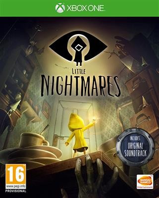 Little Nightmares Xbox One foto