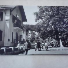 C.P - Sangeorz Bai , Pavilionul central  , circulata 1961
