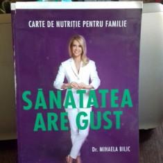 Sanatatea are gust-Dr.Mihaela Bilic