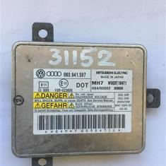 Calculator / droser xenon pentru faruri cu bec D3S / D4S Volkswagen An 2008-2015 cod 8K0941597 original