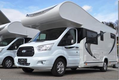 Inchiriere Autorulota Ford 2018 clasa Premium - 6 pasageri + 6 locuri de dormit foto