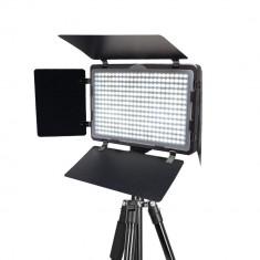 Lampa foto-video LE-340A cu 336 LED-uri, CRI 95 cu temperatura de culoare 5500K