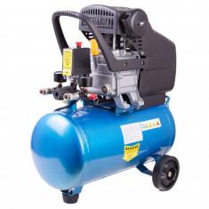 Compresor de Aer cu Ulei Boxer, 24L, 3 CP, 8 Bar, 206L/min - Compresor electric