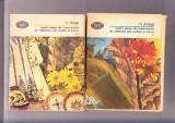 Pagini alese din insemnarile de calatorie din Ardeal si Banat de N.Iorga;vol 1+2