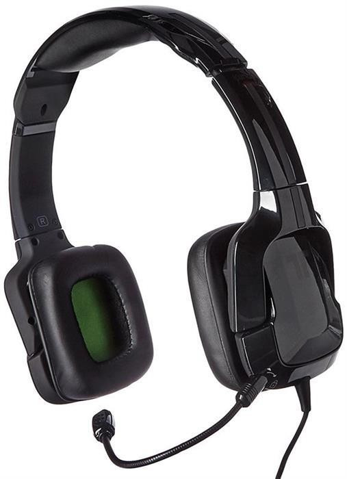 Casti Tritton Kunai 3.5Mm Stereo Headset Black Xbox One foto mare
