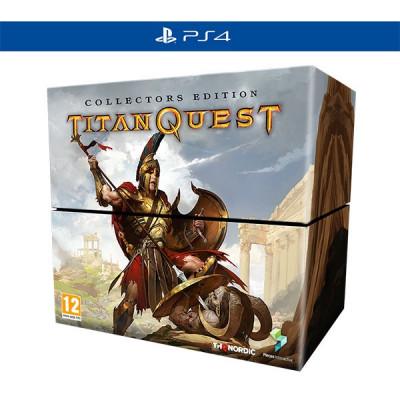 Titan Quest Collector S Edition Ps4 foto