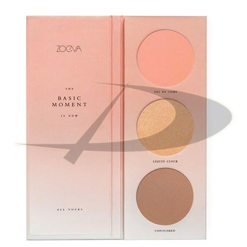 Zoeva Opulance The Basic Moment Blush Moment Blush Palette