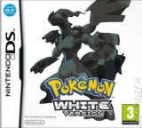 Pokemon White Version Nintendo Ds