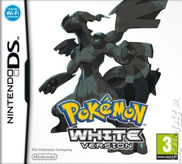 Pokemon White Version Nintendo Ds foto mare