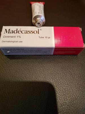 Madecassol centella asiatica pete cicatrici melasma hiperpigmentare foto