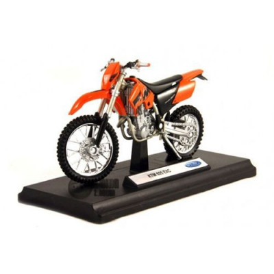 Motocicleta KTM 525 EXC 1:18 foto