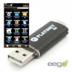 FLASH DRIVE USB X-DEPO SOFT EEGO 16GB Util ProCasa - Stick USB Platinet