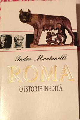 Indro Montanelli - Roma o istorie inedita 1995 foto