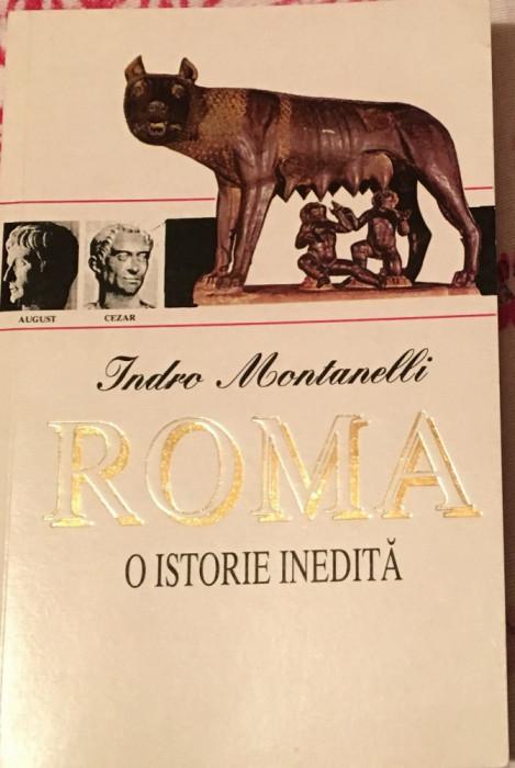 Indro Montanelli - Roma o istorie inedita 1995 foto mare