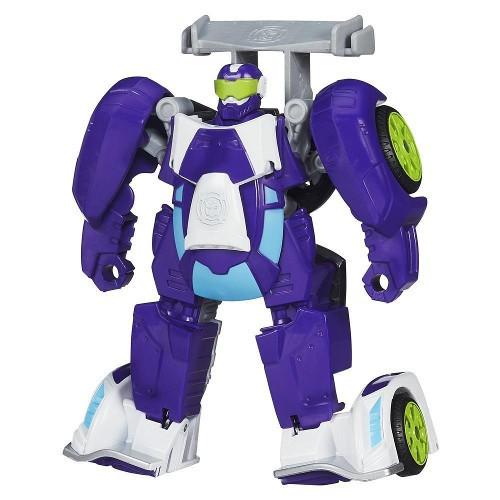 Figurina Transformers - Rescue Bots Blurr foto mare