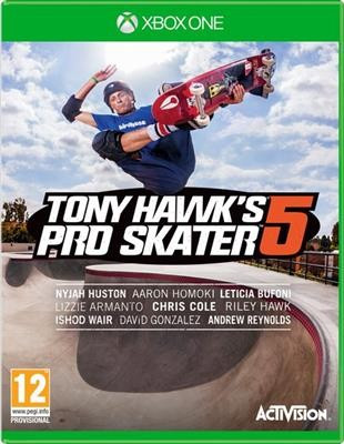 Tony Hawks Pro Skater 5 Xbox One foto