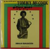 Tommy Mccook - Super Star Disco Rockers ( 1 VINYL )