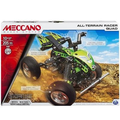 Jucarie Meccano All Terrain Vehicle Model Set foto mare