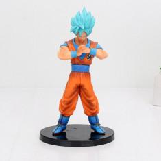 Figurina Goku Blue Dragon Ball Z Super 18 cm anime