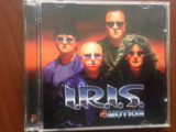 Iris 4 motion nelu cristi dublu disc 2 cd muzica rock roton records 2003