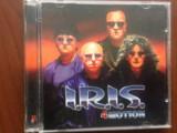 iris 4 motion nelu cristi dublu disc 2 cd muzica hard rock roton records 2003
