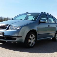 Vând Skoda fabia 1.9 tdi, Motorina/Diesel, Break